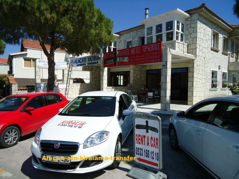 Alaçatı Rent A Car | Oto Kiralama | Transfer